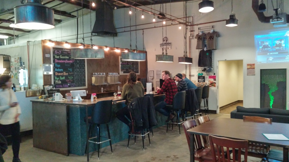 Brewery Snapshot: Beryl's Beer Co.