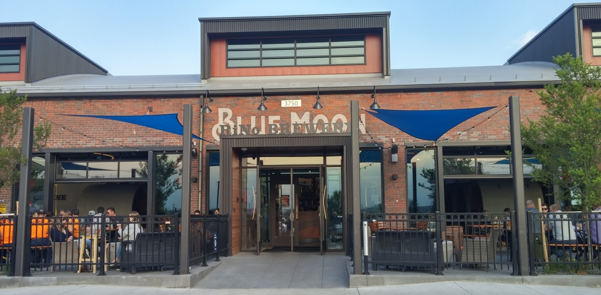 Brewery Snapshot: Blue Moon Brewing Company
