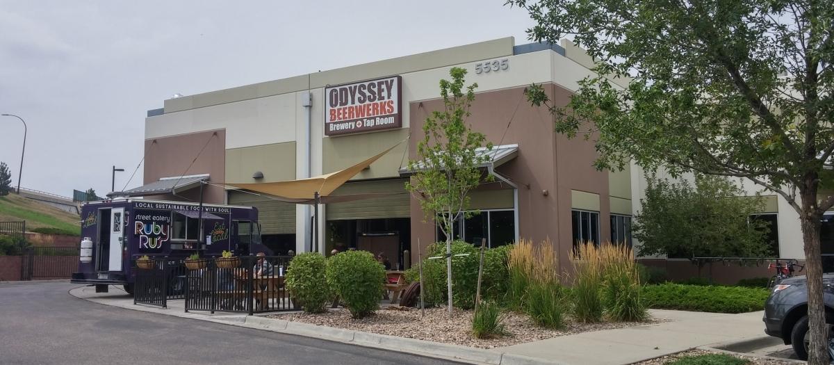Brewery Snapshot: OdysseyBeerwerks