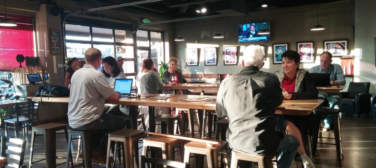 Brewery Snapshot: Locovore BeerWorks