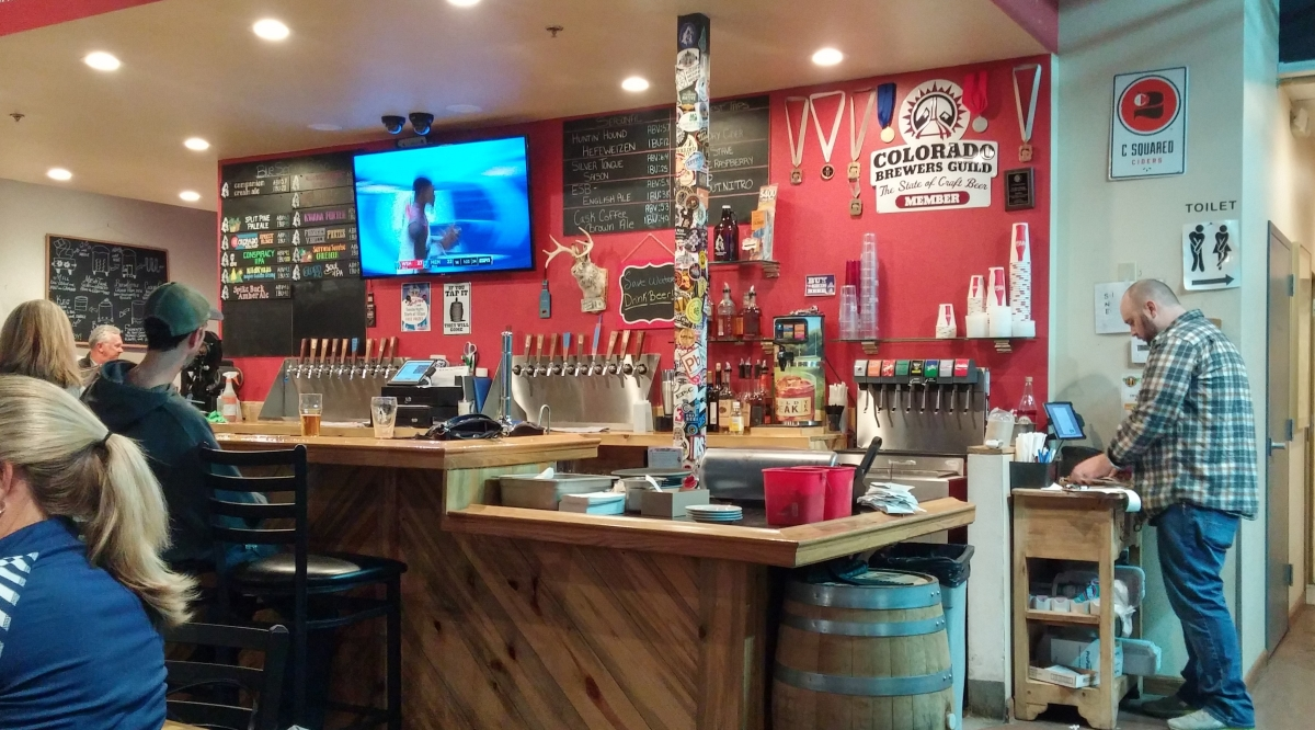 Brewery Snapshot: Blue Spruce Brewing Company