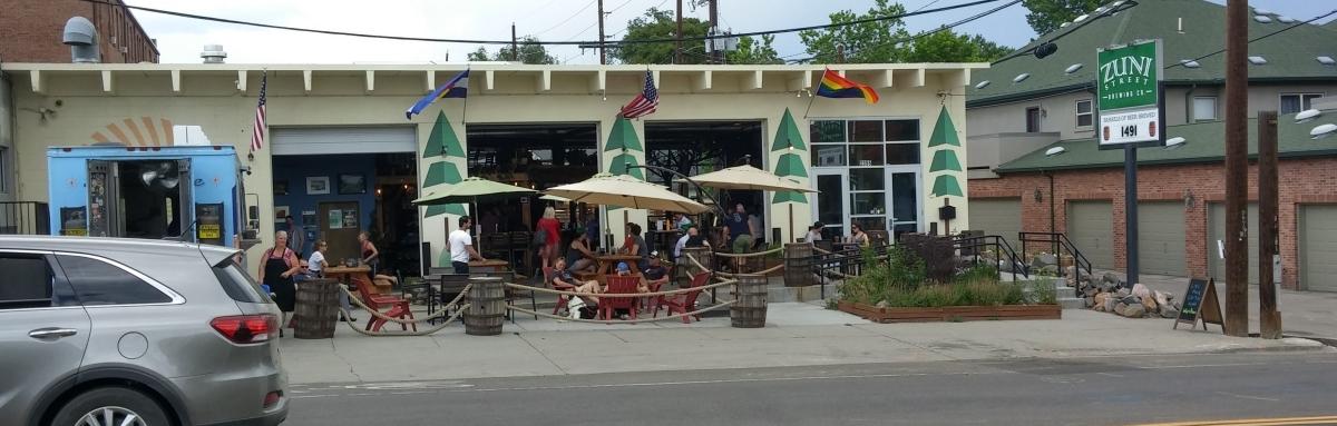 Brewery Snapshot: Zuni Street BrewingCompany