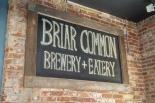 Briar Common sign