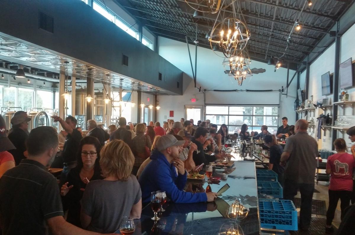 Brewery Snapshot: Wild Blue Yonder BrewingCo.