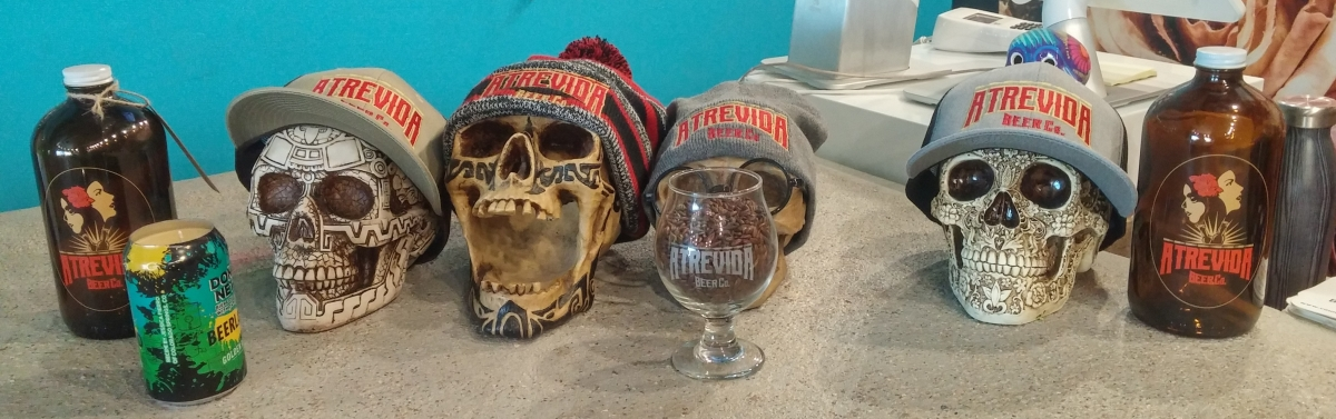 Brewery Snapshot: Atrevida Beer Co.