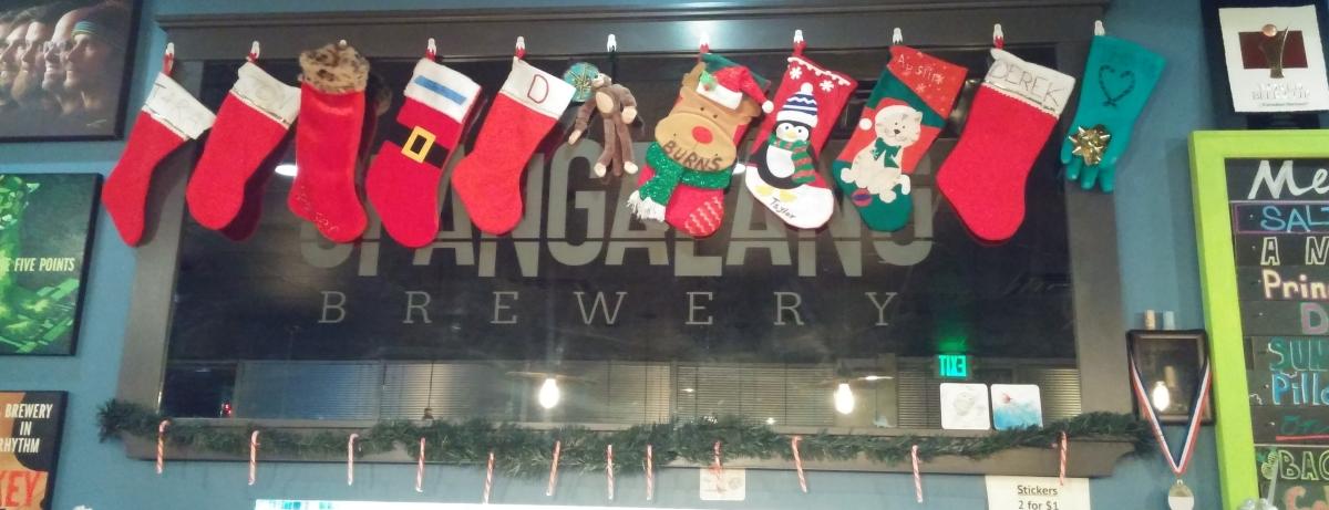 Brewery Snapshot: SpangalangBrewery