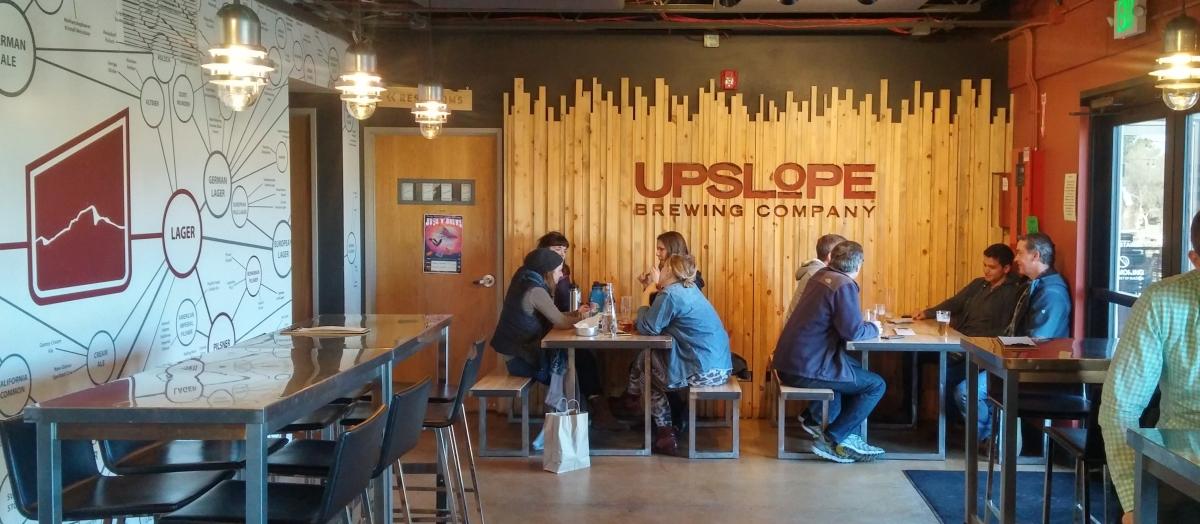 Brewery Snapshot: Upslope BrewingCompany
