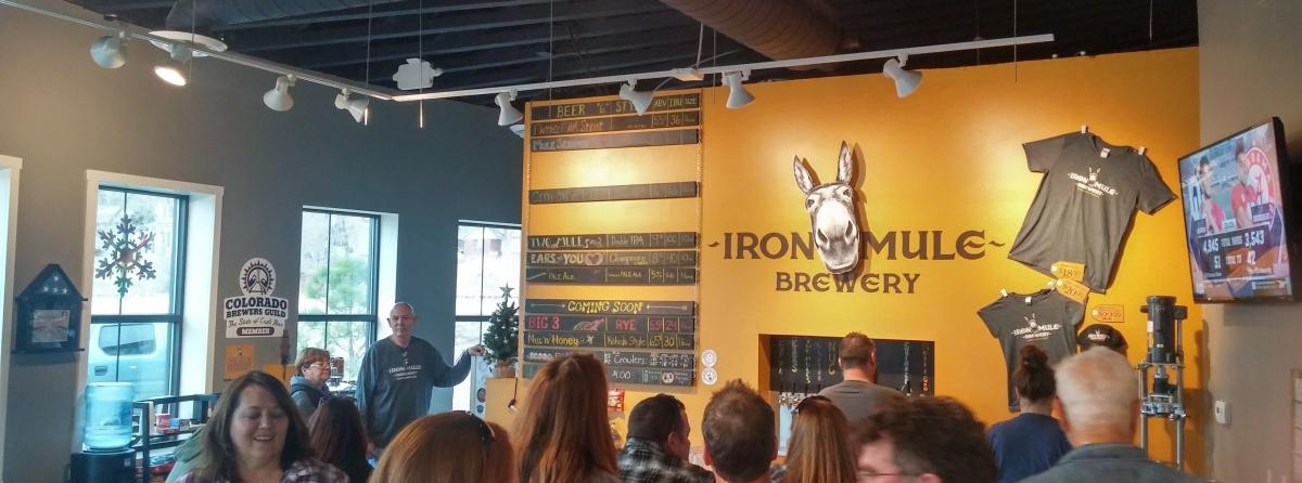 Brewery Snapshot: Iron MuleBrewery
