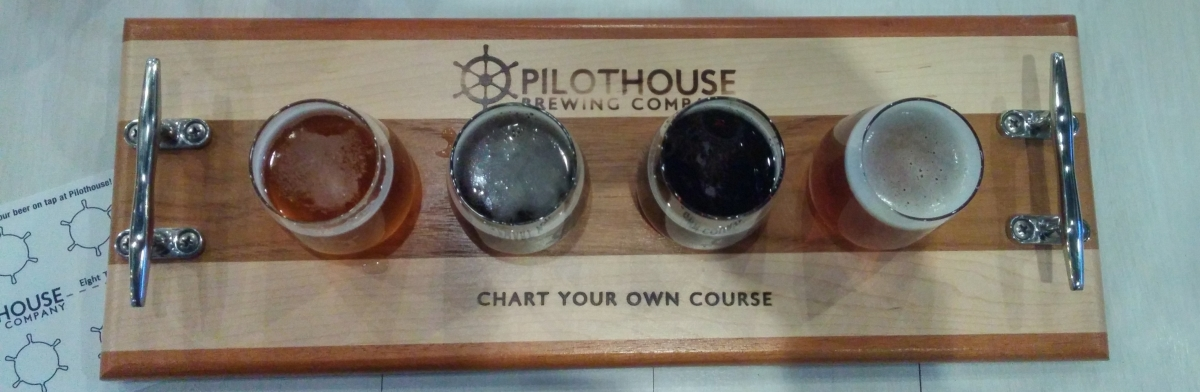 Brewery Snapshot: Pilot House Brewing Company