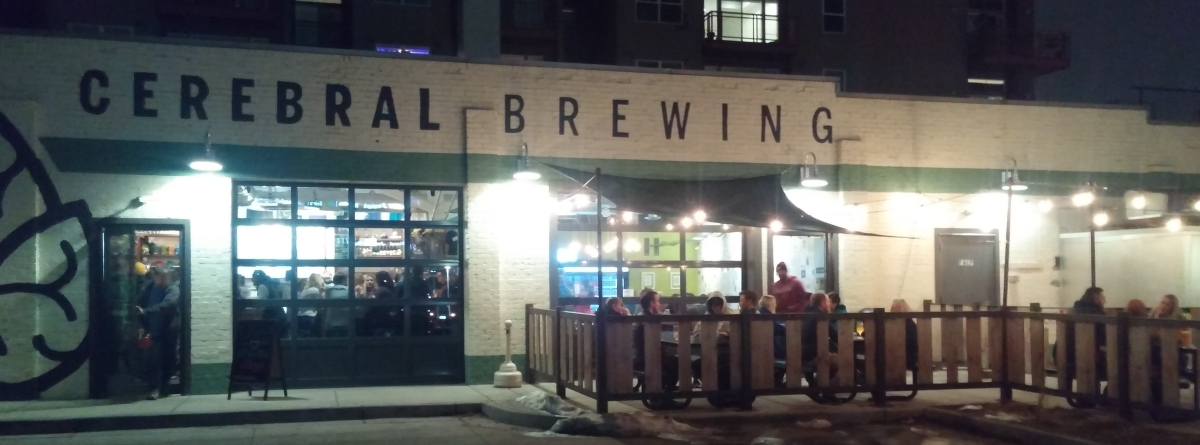 Brewery Snaphot: CerebralBrewing